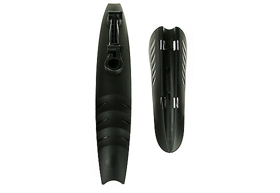 Halfords Front & Rear Bike Mudguard Set