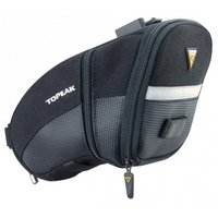 Topeak Aero Wedge Quickclip Bag, Large