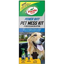 image of Turtle Wax Pet Mess Kit