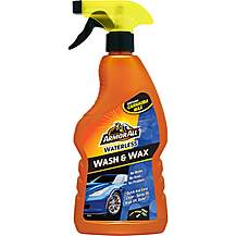 image of Armor All 500ml Waterless Wash & Spray