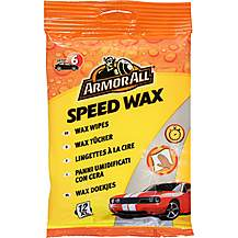 image of Armor All Speed Wax Wipes