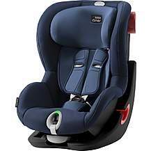 image of Britax King II LS Black Series Car Seat