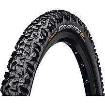 "image of Continental Gravity 2.3 Bike Tyre - 26"" x 2.3"""