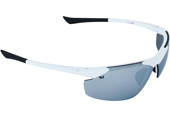 Yellow Jersey Sunglasses - White