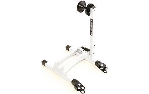 image of Feedback Sports Rakk Bicycle Display System, White