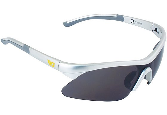 Yellow Jersey Sunglasses - Silver