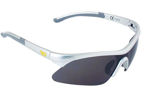 Yellow Jersey Sunglasses - Silver