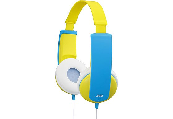 JVC HA-KD5 Kids Headphones with volume limiter