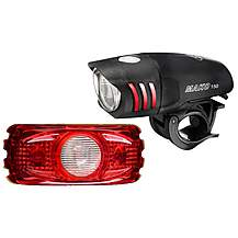 image of NiteRider Mako 150 Front Light & Cherry Bomb Rear Light Combo