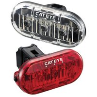 Cat Eye Bike Light Set - HL135 & LD135