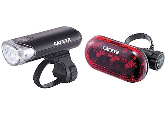 Cat Eye Bike Light Set - EL130 & LD130