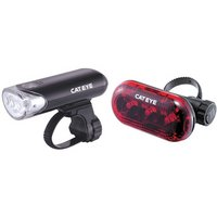Cateye Bike Light Set - EL130 & LD130