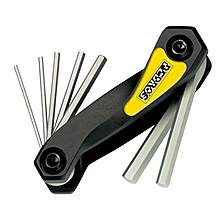 image of Pedros Folding Allen Key Set