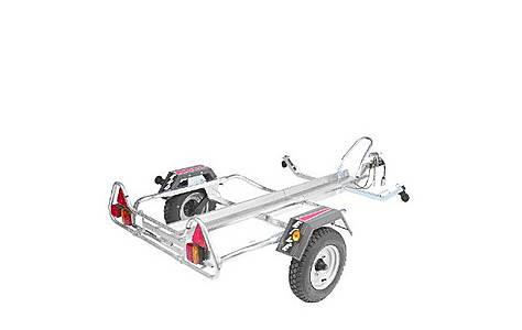 image of Erde PM310/R Motor Cycle Trailer