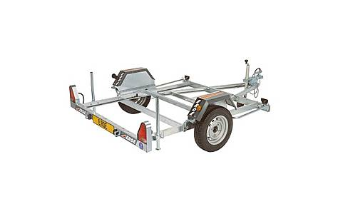 image of Erde CH751 Motor Cycle Trailer