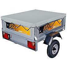 image of Erde 122 Flat Trailer Cover