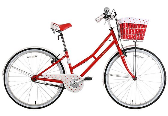 Junior Pendleton Littleton Red Girls Bike