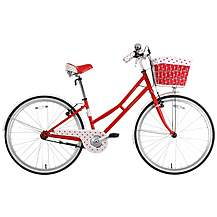 image of Junior Pendleton Littleton Red Girls Bike