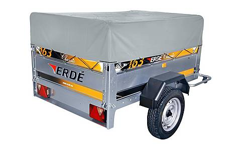 image of Erde 142 30cm Trailer Cover