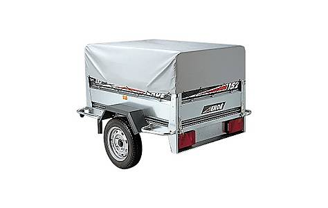 image of Erde 153 30cm Trailer Cover