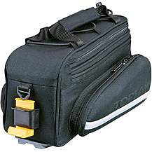 image of Topeak Trunkbag RX DXP with Side Panniers