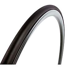 image of Vittoria Diamante Pro Light Black Bike Tyre - 700c x 25