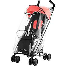 image of Britax Holiday Pushchair Rain Cover