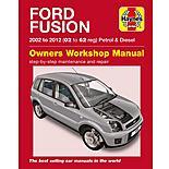 Haynes Ford Fusion Petrol & Diesel (02-12) Manual