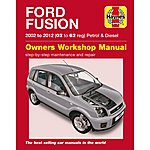 image of Haynes Ford Fusion Petrol & Diesel (02-12) Manual