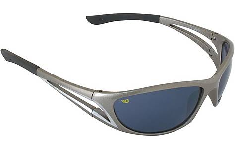image of Yellow Jersey Wrap Sunglasses - Grey