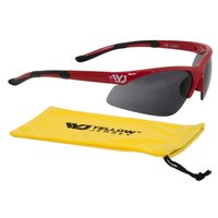 Yellow Jersey Sunglasses - Red