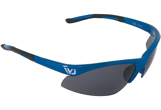 Yellow Jersey Sunglasses - Blue