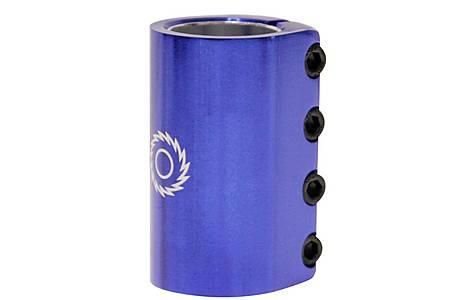 image of Razor 4 Bolt Quad Clamp Blue