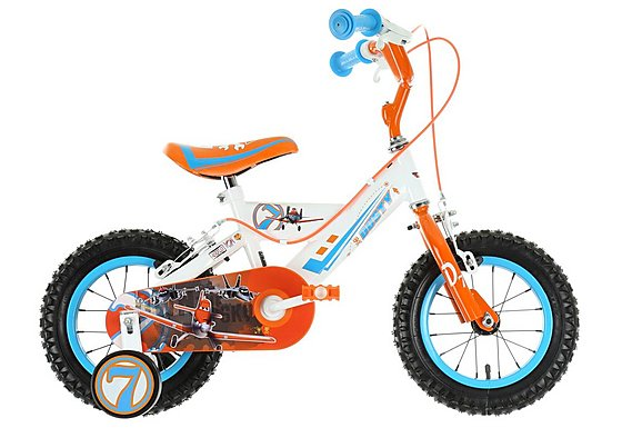 Disney Planes Boys Bike - 12