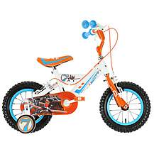 image of Disney Planes Boys Bike - 12""