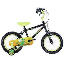 image of Apollo Claws Boys Bike - 14""