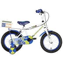 image of Apollo Police Patrol Boys Bike - 14""