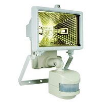 Smartwares 120W White Floodlight with PIR