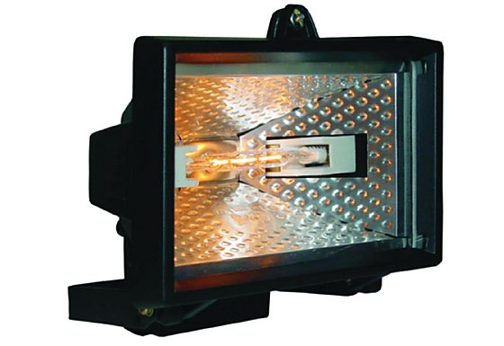 Smartwares 400W Black Floodlight
