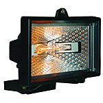image of Smartwares 400W Black Floodlight