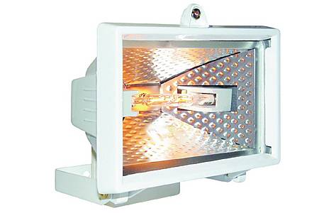 image of Smartwares 400W White Floodlight