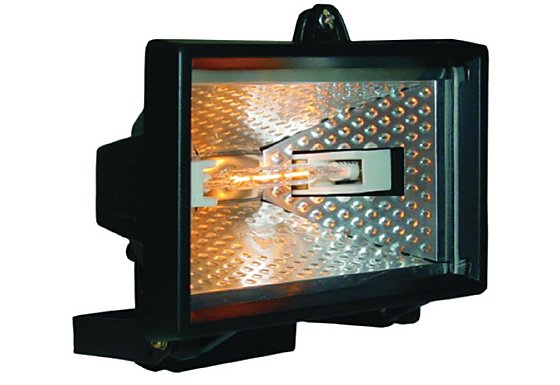 Smartwares 120W Black Floodlight