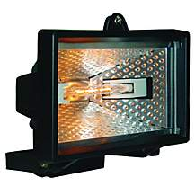 image of Smartwares 120W Black Floodlight