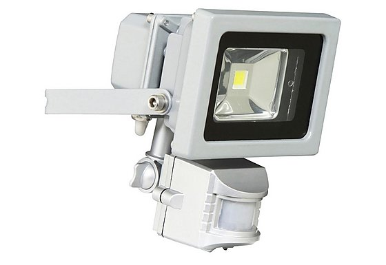 Smartwares 10W SMD LED Floodlight with PIR