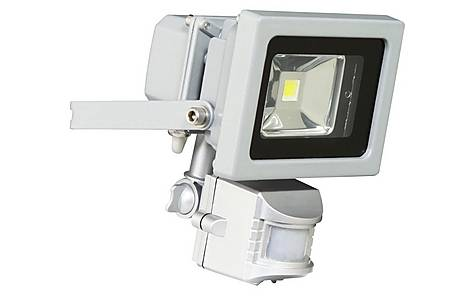 image of Smartwares 10W SMD LED Floodlight with PIR