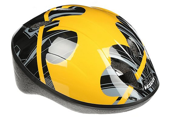 Batman Boys Bike Helmet (52-56cm)