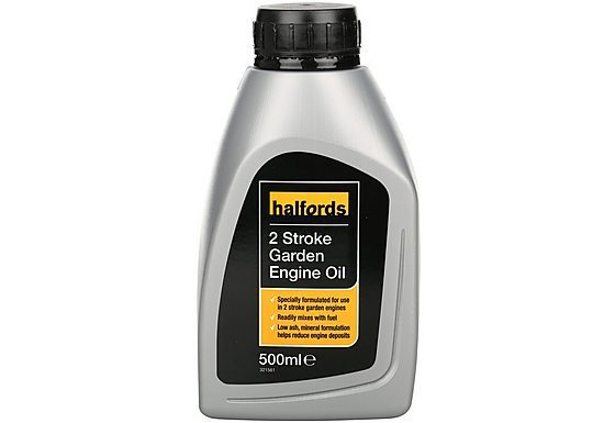 Hal 2 Stroke Garden Engine Oil 500ml