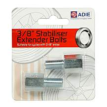 "image of Adie 3/8"" Stabiliser Extender Bolts"