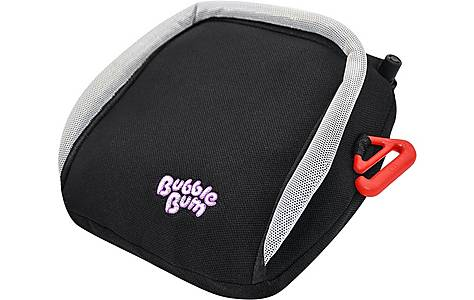 image of BubbleBum Inflatable Booster Seat Black
