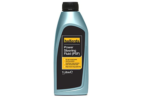 Halfords Power Steering Fluid (PSF) 1L